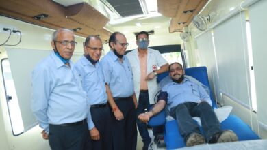 JBMGroup organizes its 4th Blood Donation Camp as per the MoU signed with Indian Red Cross Society
