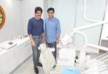 Nagarjuna and Amala Akkineni inaugurate World Class Digital Dentistry facility at Jubilee Hills in Hyderabad
