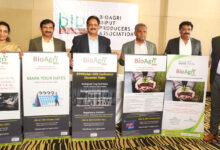 The biggest ever Bio-Agri conference in India will be held in Hyderabad on 28th and 29th October
